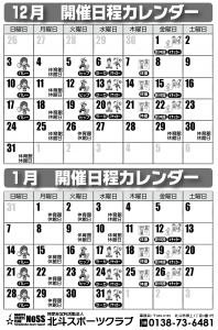 Calendar12:1